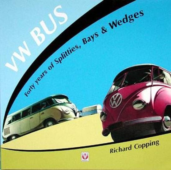 Immagine di VW BUS FORTY YEARS OF SPLITTIES, BAYS & WEDGES