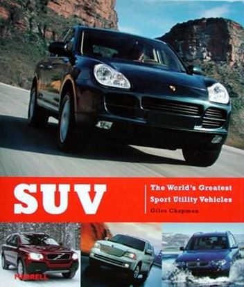 Picture of SUV THE WORLD'S GREATEST SPORT UTILITY VEHICLES