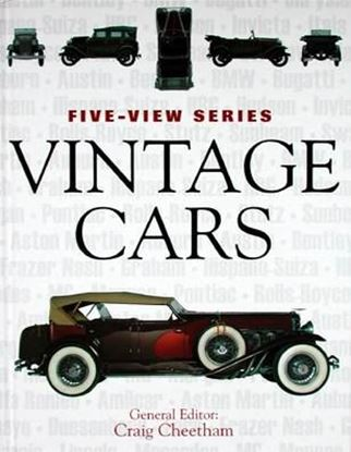 Picture of VINTAGE CARS - FIVE-VIEW SERIES