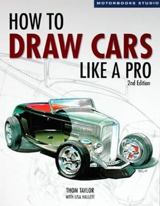 Immagine di HOW TO DRAW CARS LIKE A PRO