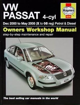 Immagine di SKODA OCTAVIA PETROL AND DIESEL 1998-2004 OWNERS WORKSHOP MANUAL N. 4285