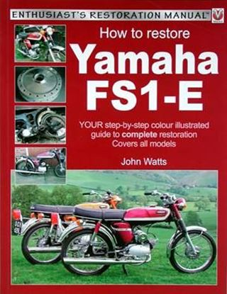 Picture of HOW TO RESTORE YAMAHA FS1-E