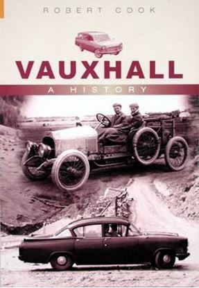 Picture of VAUXHALL A HISTORY