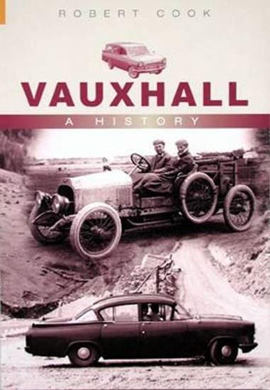 Immagine di VAUXHALL A HISTORY
