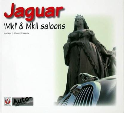 Picture of JAGUAR MKI & MKII SALOONS