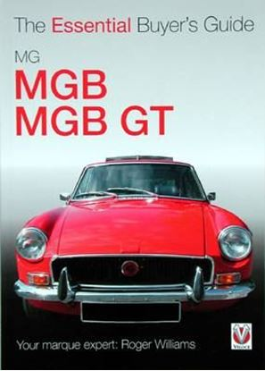 Picture of MG MGB MGB GT: THE ESSENTIAL BUYER'S GUIDE