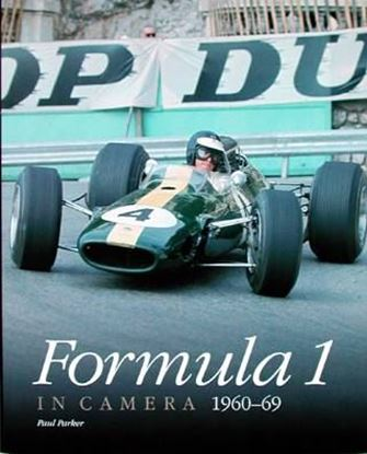 Immagine di FORMULA 1 IN CAMERA 1960-69