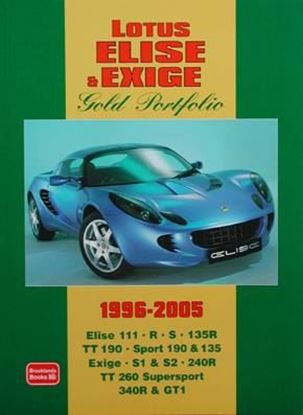 Picture of LOTUS ELISE & EXIGE GOLD PORTFOLIO 1996-2005