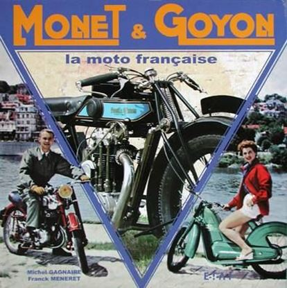 Picture of MONET & GOYON: LA MOTO FRANÇAISE