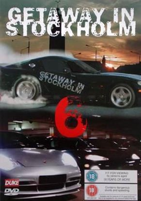 Picture of GETAWAY IN STOCKHOLM 6 (Dvd)