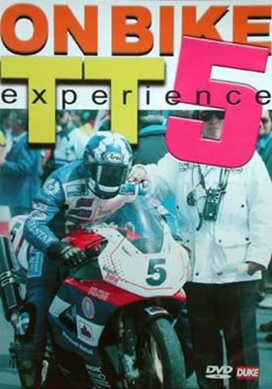 Picture of TT ON BIKE EXPERIENCE 5 (Dvd)