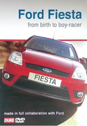 Immagine di FORD FIESTA FROM BIRTH TO BOY-RACER (Dvd)