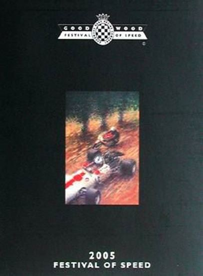 Picture of GOODWOOD 2005 FESTIVAL OF SPEED (Dvd)