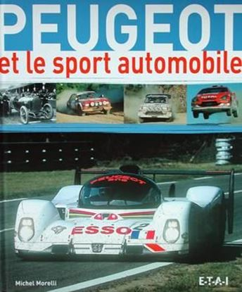 Picture of PEUGEOT ET LE SPORT AUTOMOBILE