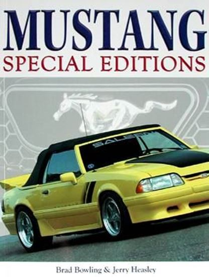 Immagine di MUSTANG SPECIAL EDITIONS