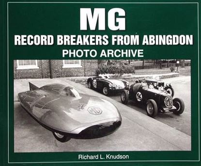 Picture of MG RECORD BREAKERS FROM ABINGDON PHOTO ARCHIVE