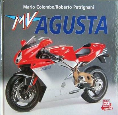 Picture of MOTO MV AGUSTA Edizione tedesca/German edition