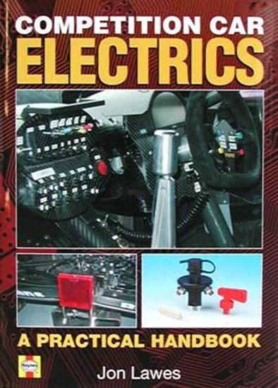 Picture of COMPETITION CAR ELECTRICS: A PRACTICAL HANDBOOK