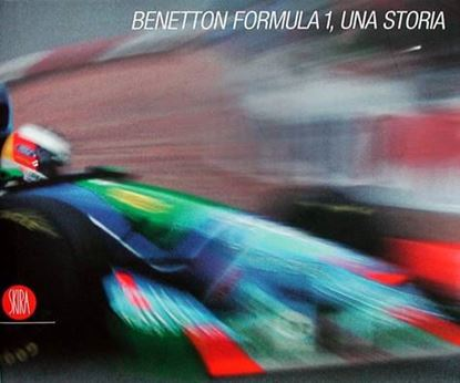 Picture of BENETTON FORMULA 1 UNA STORIA