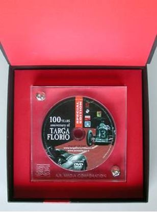 Picture of DVD 100 ANNI/YEARS OF TARGA FLORIO - DE LUXE EDITION