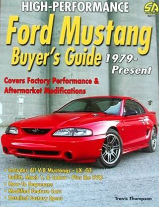 Immagine di HIGH-PERFORMANCE FORD MUSTANG BUYER'S GUIDE 1979-PRESENT