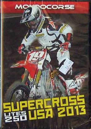 Immagine di SUPERCROSS USA 2013 Lites 250 (Dvd)