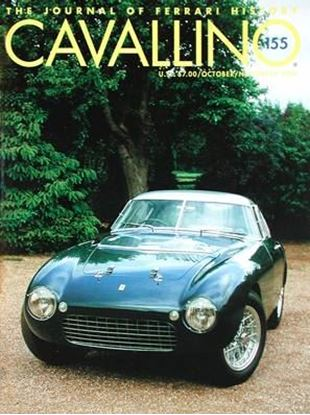 Immagine di CAVALLINO THE JOURNAL OF FERRARI HISTORY N° 155 - OCTOBER / NOVEMBER 2006
