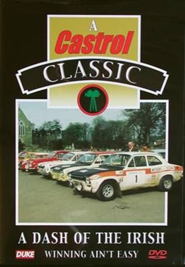 Picture of A CASTROL CLASSIC – A DASH OF THE IRISH (Dvd)