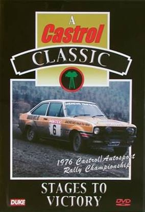 Immagine di A CASTROL CLASSIC - STAGES TO VICTORY (Dvd)