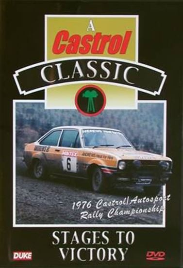 Picture of A CASTROL CLASSIC - STAGES TO VICTORY (Dvd)