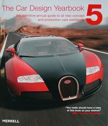 Immagine di THE CAR DESIGN YEARBOOK 5
