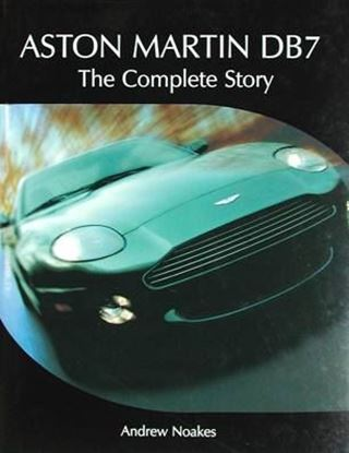 Immagine di ASTON MARTIN DB7 THE COMPLETE STORY