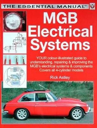Immagine di MGB ELECTRICAL SYSTEMS THE ESSENTIAL MANUAL