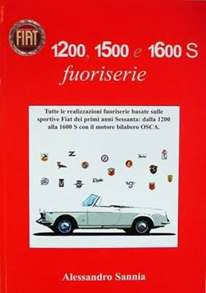 Picture of FIAT 1200, 1500 E 1600 S FUORISERIE
