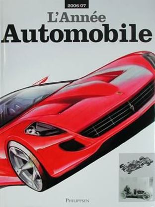 Picture of ANNEE AUTOMOBILE N.54 2006-2007