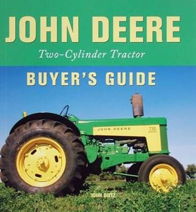 Picture of JOHN DEERE TWO CYLINDER TRACTOR BUYER'S GUIDE