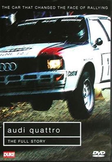 Immagine di AUDI QUATTRO THE FULL STORY (Dvd)
