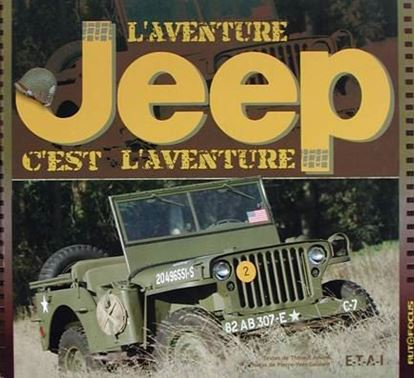 Picture of JEEP L'AVENTURE C'EST L'AVENTURE