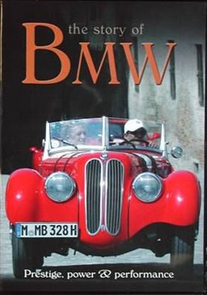 Immagine di THE STORY OF BMW (Dvd)