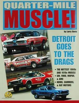 Picture of QUARTER-MILE MUSCLE