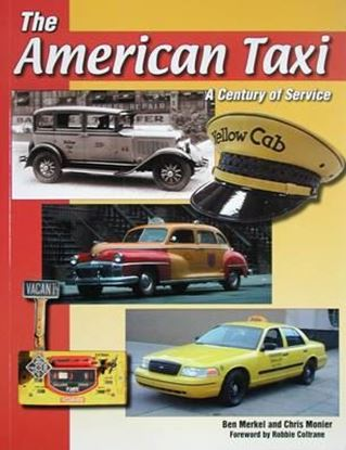Picture of THE AMERICAN TAXI: A CENTURY OF SERVICE