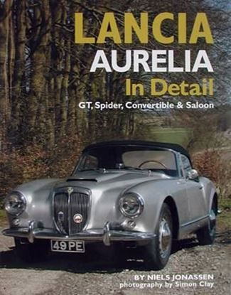 Picture of LANCIA AURELIA IN DETAIL: GT SPIDER CONVERTIBLE & SALOON. 2018 Reprint
