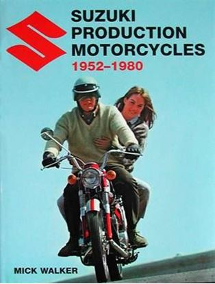 Picture of SUZUKI PRODUCTION MOTORCYCLES 1952-1980