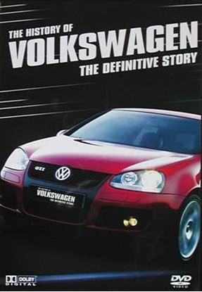 Picture of THE HISTORY OF VOLKSWAGEN THE DEFINITIVE STORY (Dvd)