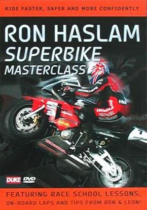 Picture of RON HASLAM SUPERBIKE MASTERCLASS (Dvd)