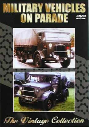 Immagine di MILITARY VEHICLES ON PARADE – THE VINTAGE COLLECTION (Dvd)