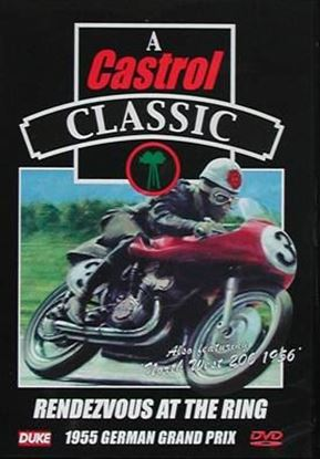 Immagine di A CASTROL CLASSIC - RENDEZVOUS AT THE RING 1995 GERMAN GRAND PRIX (Dvd)