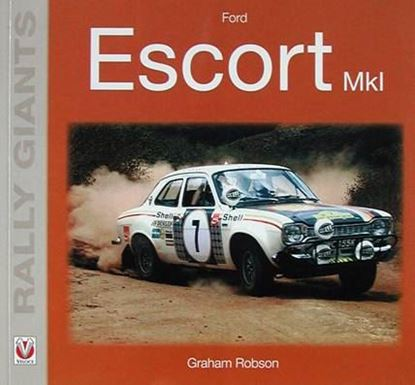 Picture of FORD ESCORT MkI - RALLY GIANTS Reprint 2017