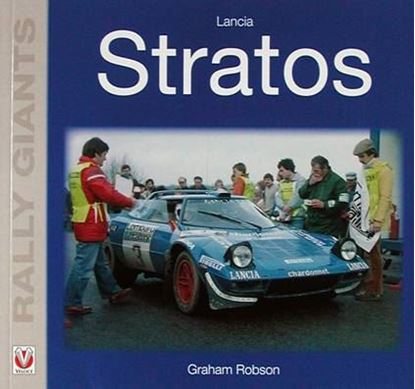 Picture of LANCIA STRATOS - RALLY GIANTS