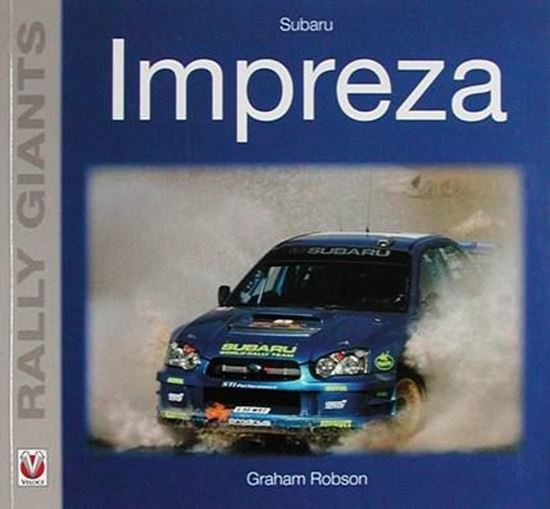 Immagine di SUBARU IMPREZA - RALLY GIANTS